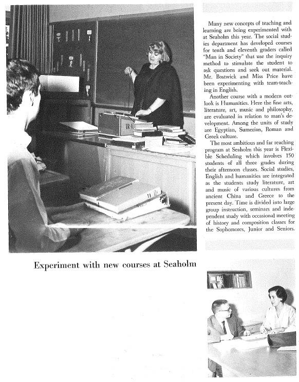 1966 Seaholm Yearbook (p.52)