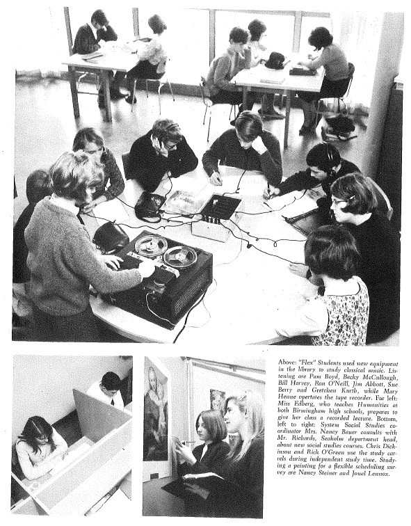 1966 Seaholm Yearbook (p.53)