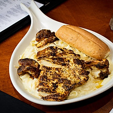 Chicken Alfredo Family style serves 5