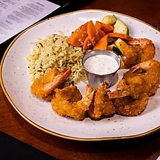 Fried Shrimp Entree