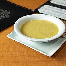 Crab Potato soup Bowl