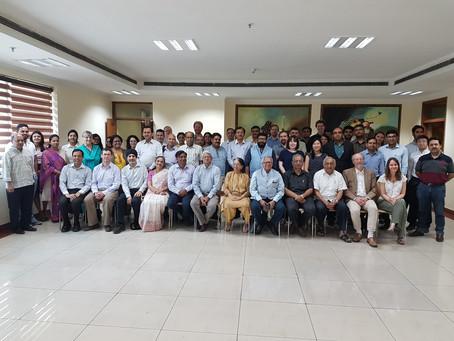 Delhi Project Science Meeting
