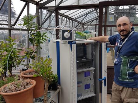 Plant Emission Trial Measurements