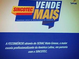 Cerimonial do evento de Lançamento do Programa de Qualificação do Comércio de Mato Grosso com a Pale