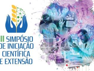 Cerimonial do III Simpósio de Iniciação Científica e Extensão da FATEC / SENAI-MT