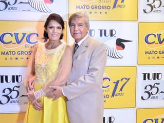 Comemoração dos 35 Anos da Tuiutur Viagens e Turismo / CVC Viagens Mato Grosso