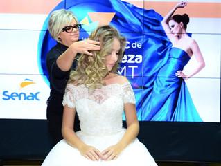 Circuito SENAC de Moda, Beleza e Design de MT - Palestra Show com Joana D'Arc.