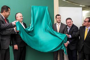 Cerimonial do Evento de Inauguração da Nova Sede da Defensoria Pública do Estado de Mato Grosso