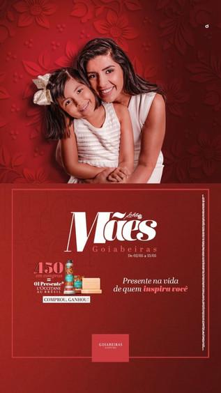 Campanha de Mães  - Goiabeiras Shopping