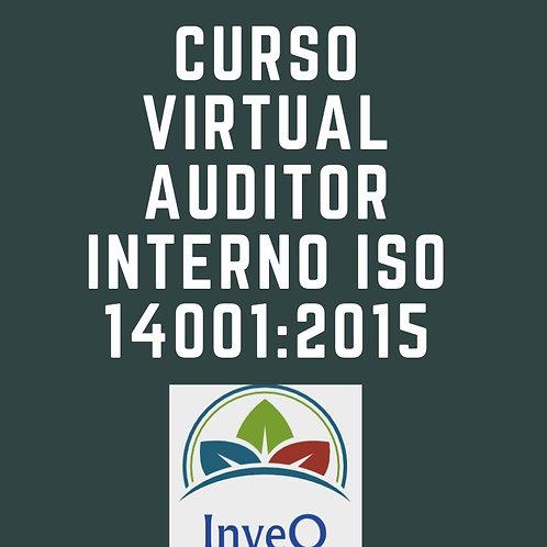 Curso Interpretación de la Norma ISO 14001:2015 Gestión Ambiental
