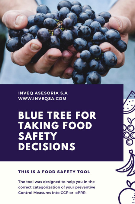 Blue Tree For Taking Food Safety Desicions (pdf Version)