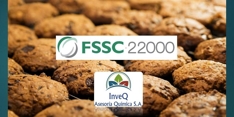 Curso Formación Auditor Interno FSSC 22000 v5
