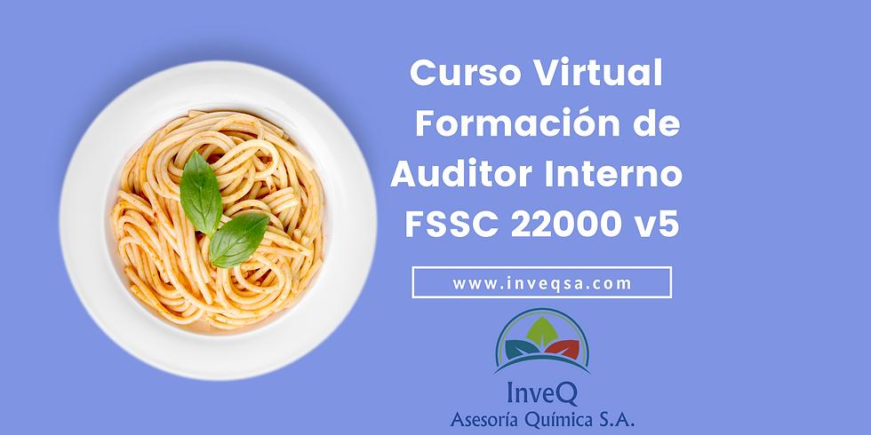 Curso Auditor Interno FSSC 22000 v5