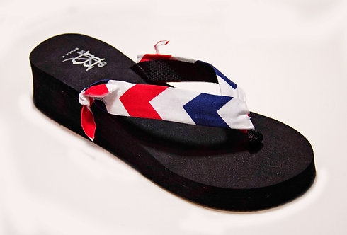 MADALYN (Southern Prep) Red/White/Blue