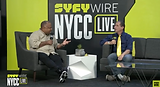 Syfy Wire features Springfield Confidential, written by Mike Reiss with Mathew Klickstein