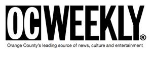 Mathew Klickstein's review featured in OC Weekly