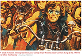Parade Magazine features SLIMED! written by Mathew Klickstein