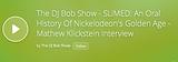 The DJ Bob Show features SLIMED! written by Mathew Klickstein