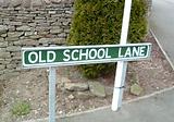 Old School Lane features SLIMED! written by Mathew Klickstein
