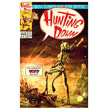 Hunting Down Comics features You Are Obsolete, conceived and written by Mathew Klickstein