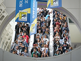San Diego Union Tribune features Comic-Con Begins, created and directed by Mathew Klickstein