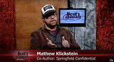 Colorado Public Television features Springfield Confidential, written by Mike Reiss with Mathew Klickstein