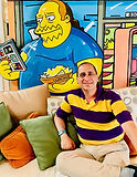 The Wall Street Journal features Springfield Confidential, written by Mike Reiss with Mathew Klickstein