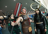 The Orange County Register features Comic-Con Begins, created and directed by Mathew Klickstein