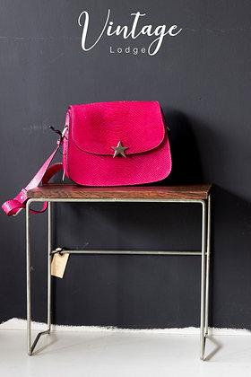 Rika Mika schoudertas - roze