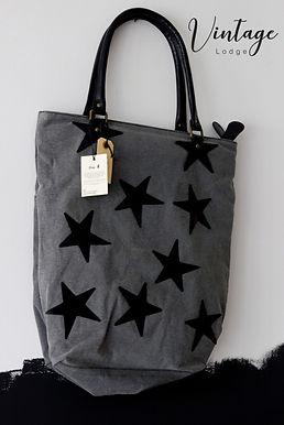 RIka canvas star bag