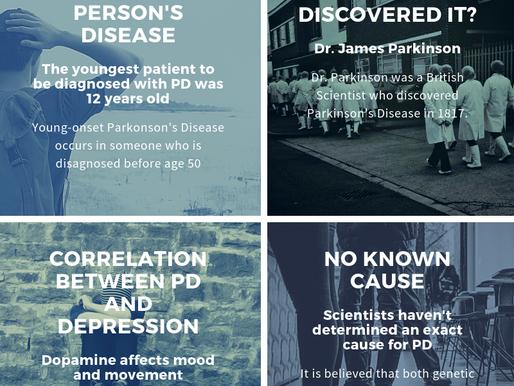 5 Little Known Facts About Parkinson's Disease (PD)