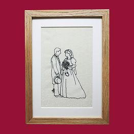 Thoughtful wedding gift
