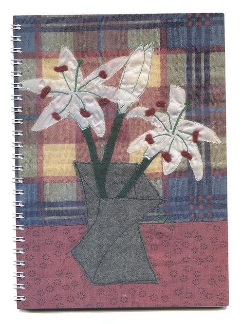 'Lilies' Notebook