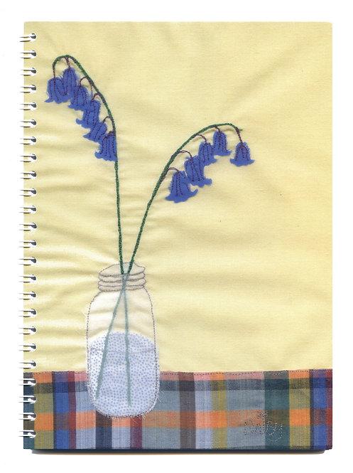 Bluebells Notebook