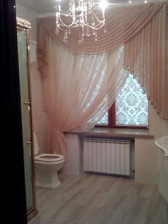 шторы в туалет