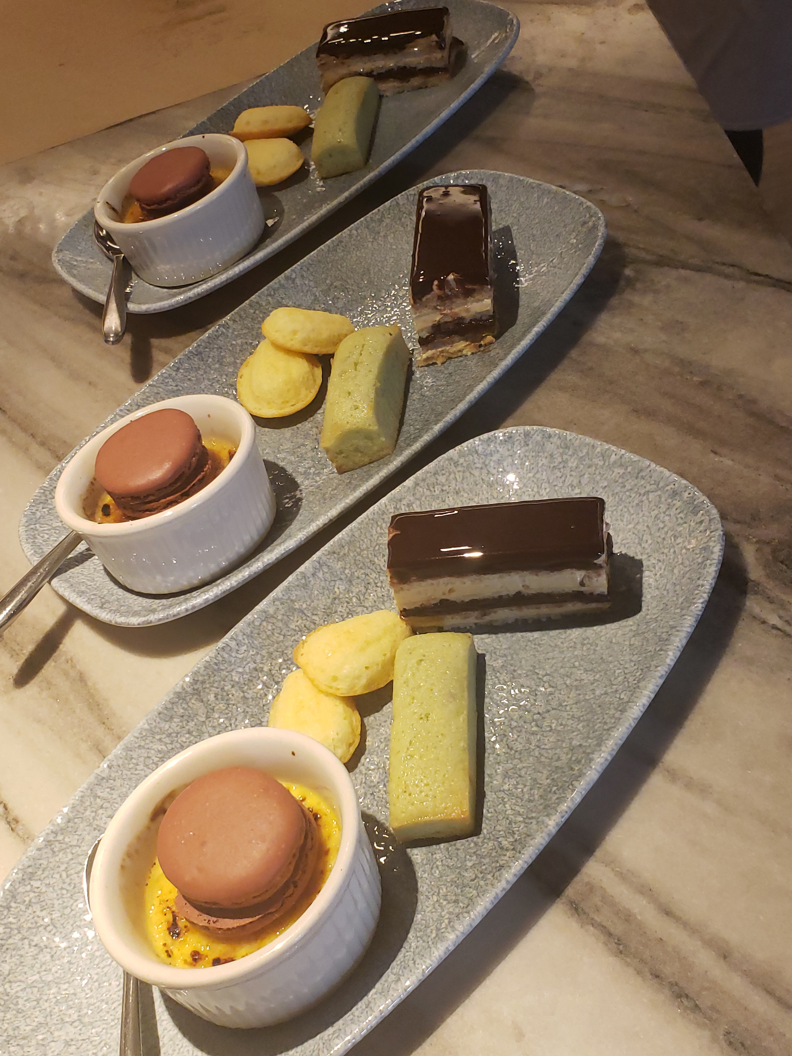 Art of French Desserts