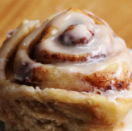 Cinnamon rolls & Sticky Buns & Coffeecake