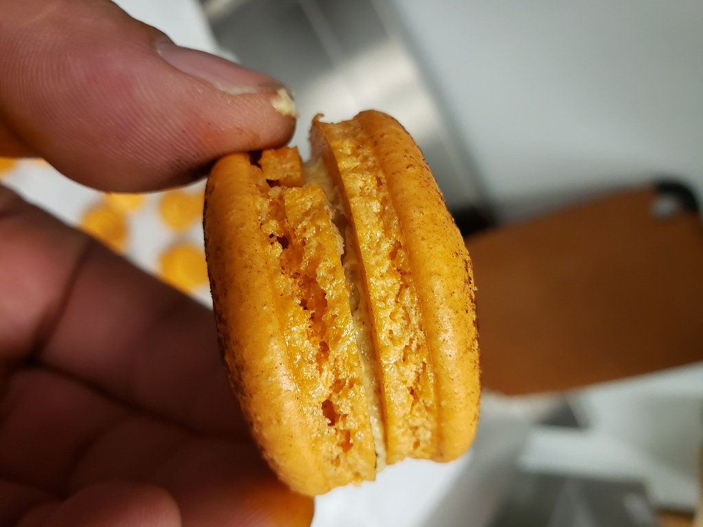 Fundamentals of Macarons