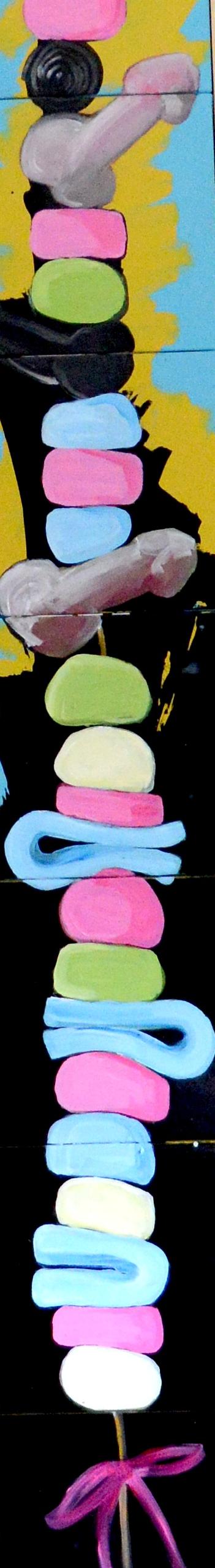 extrait of luxure de guilmauve