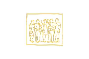 「家族の形」展