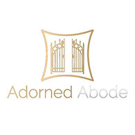 Icon representing Adorned Abode with an open gate