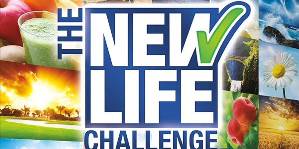 New Life Challenge!