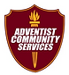 ACS Logo ( Red shield with torch in center)