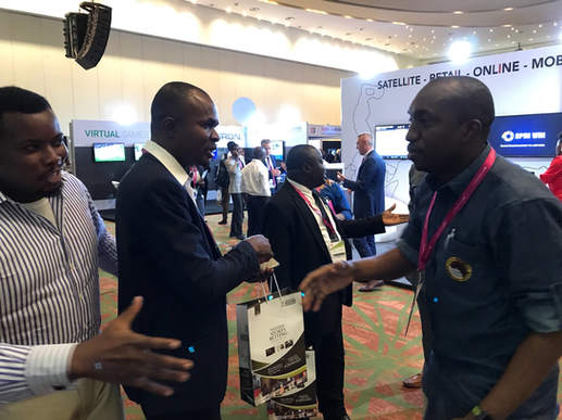 Sports Betting West Africa Summit 13