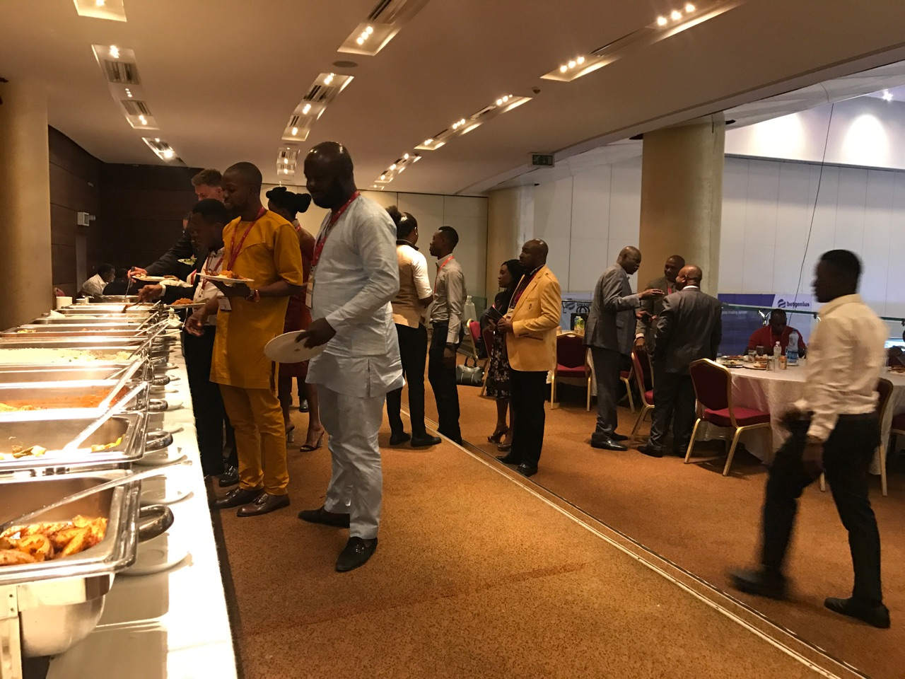 Sports Betting West Africa Summit 22