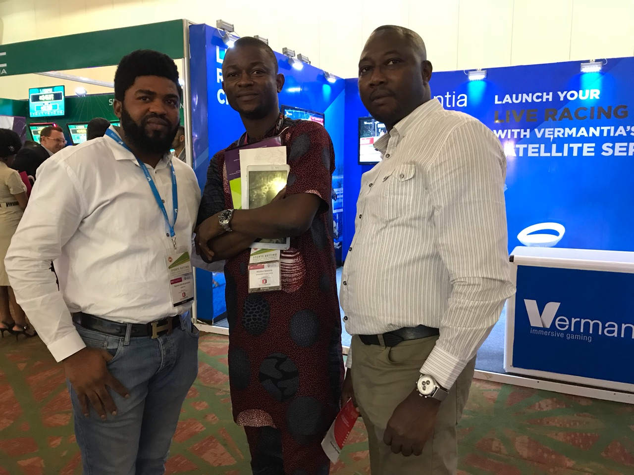 Sports Betting West Africa Summit 23