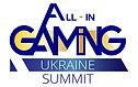 400 x 250 px All-In Gaming Ukraine Summi