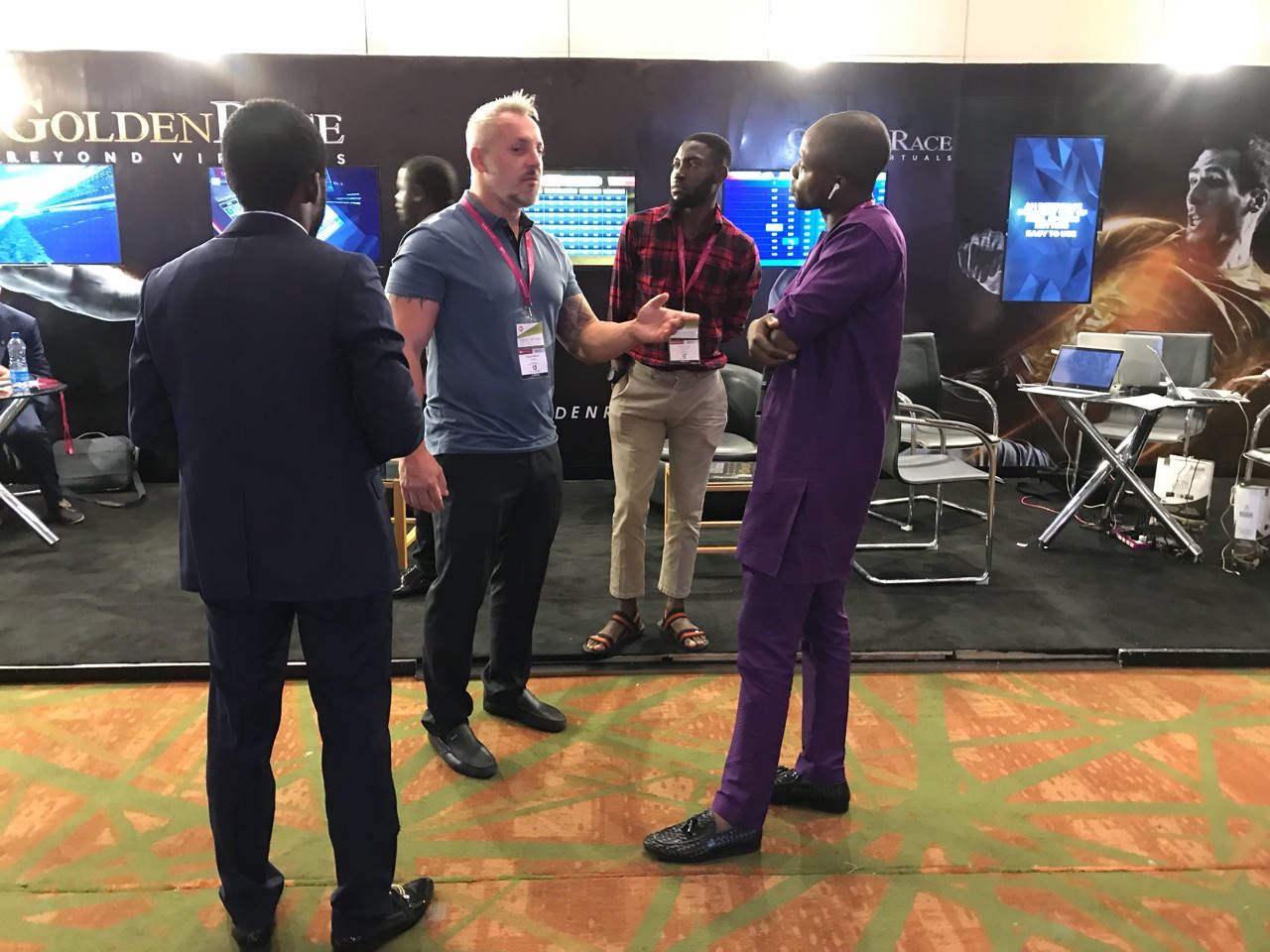 Sports Betting West Africa Summit 27