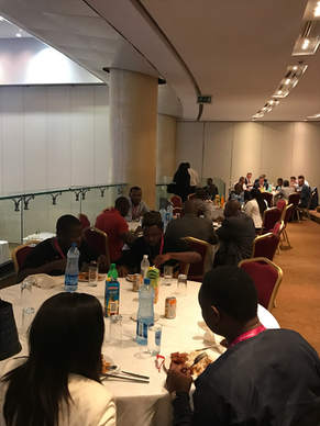 Sports Betting West Africa Summit 14
