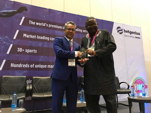 Sports Betting West Africa Summit 42